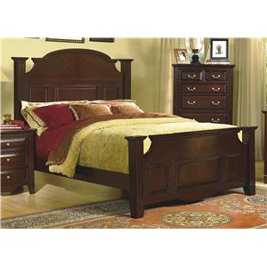 New Classic Drayton Hall King Poster Bed