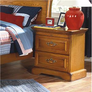 New Classic Honey Creek Youth Nightstand