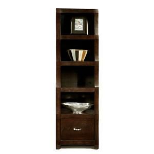Oak Furniture West Cubic Wall Open Bookcase
