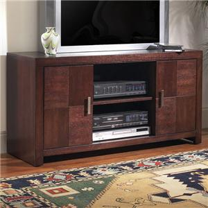 "Oak Furniture West Econoline Oak 54"" TV Console"