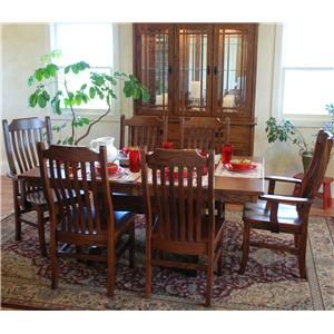 Oakwood Industries Casual Dining 7 Piece Dining Set