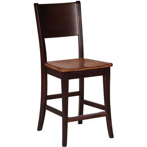 Oakwood Industries Casual Dining Sonata Side Counter Chair