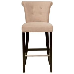 Orient Express Furniture Regency Luxe Barstool