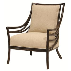 Palecek Accent Chairs by Palecek Crescent Lounge Chair
