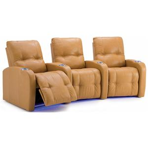 Palliser Auxiliary Manual Theater Seating