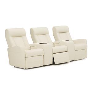 Palliser Banff II Contemporary Sectional Sofa