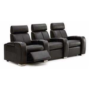 Palliser Lemans 40828 Reclining Home Theater Seating