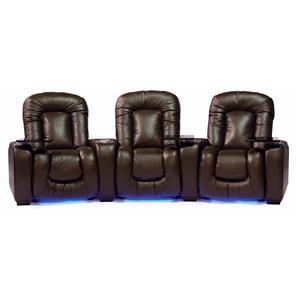 Palliser Mendoza 41404 Reclining Home Theater Seating
