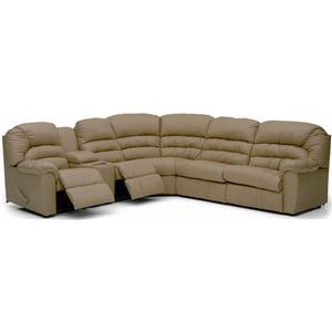 Palliser Taurus Sectional Sofa