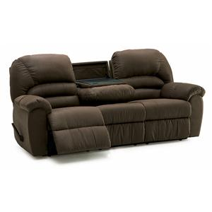 Palliser Taurus Reclining Sofa with Table