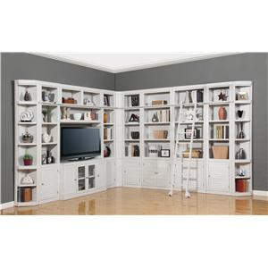 Parker House Boca Eleven-Piece Entertainment Center