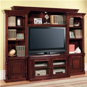 Parker House Premier Andrews Four-Piece Premier Wall Unit