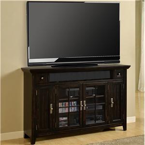 """Parker House Tahoe 62"""" (40""""H) TV Console"""