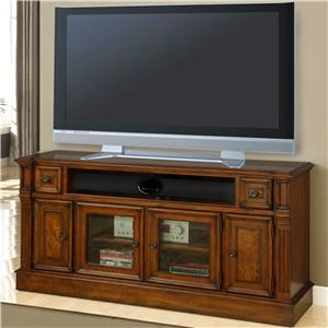 "Parker House Toscano 62"" (40""H) TV Console with Storage"