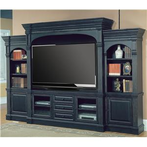 Parker House Venezia 5-Piece Wall Unit