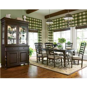 Paula Deen by Universal Paula Deen Home 9Pc Dining Room