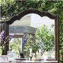 Paula Deen by Universal Paula Deen Home Decorative Landscape Mirror - Item Number: 93205M