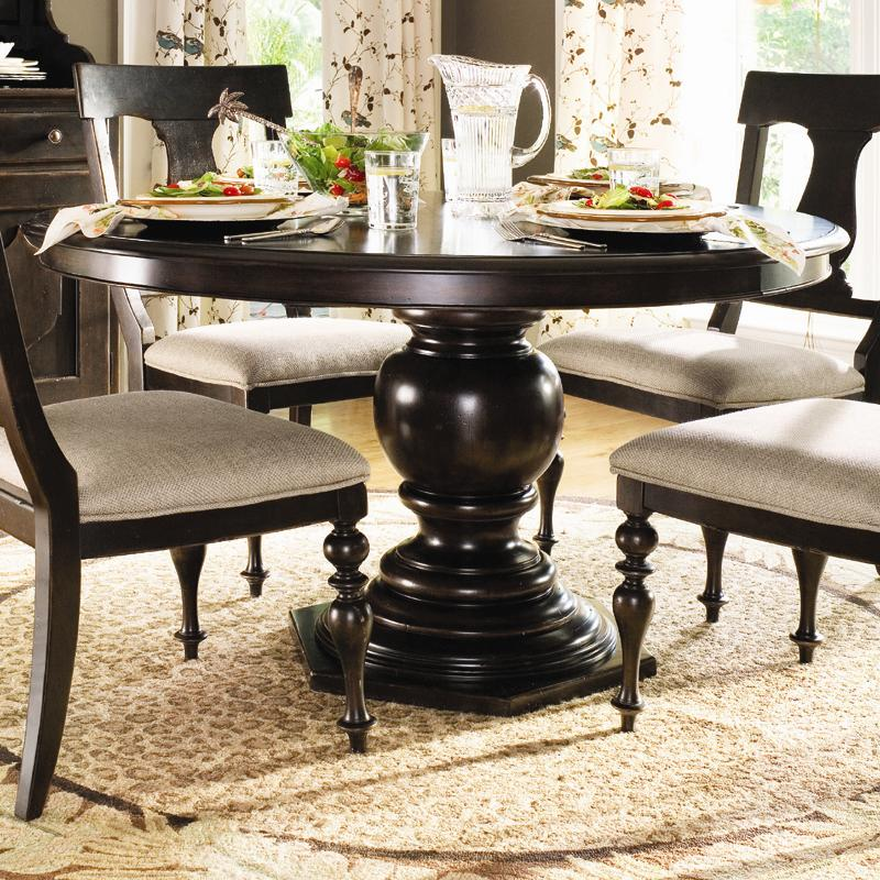 By Paula Deen By Universal. Round Pedestal Table