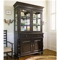 Paula Deen by Universal Paula Deen Home Buffet & Hutch China Cabinet