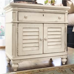 Paula Deen by Universal Paula Deen Home Door Nightstand