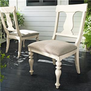 Universal Home Paula's Dining Side Chair