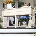 Paula Deen by Universal Paula Deen Home Console Server - Item Number: 996679