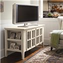 Paula Deen by Universal Paula Deen Home 62-inch Entertainment Console with Framed Glass Doors