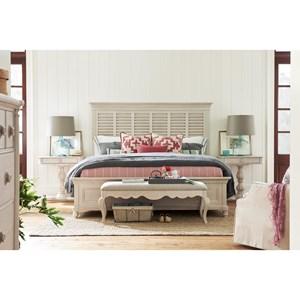 Cottage King Bedroom Group