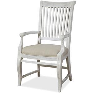 Paula Deen by Universal Dogwood Dogwood Arm Chair