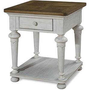 Paula Deen by Universal Dogwood End Table
