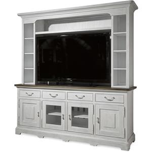Paula Deen by Universal Dogwood Console with Deck