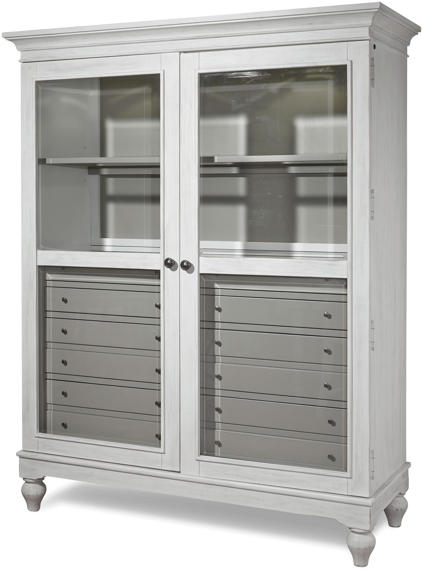 Paula Deen Kitchen Cabinets The Bag Lady Cabinet With Touch Lighting By Paula Deen By