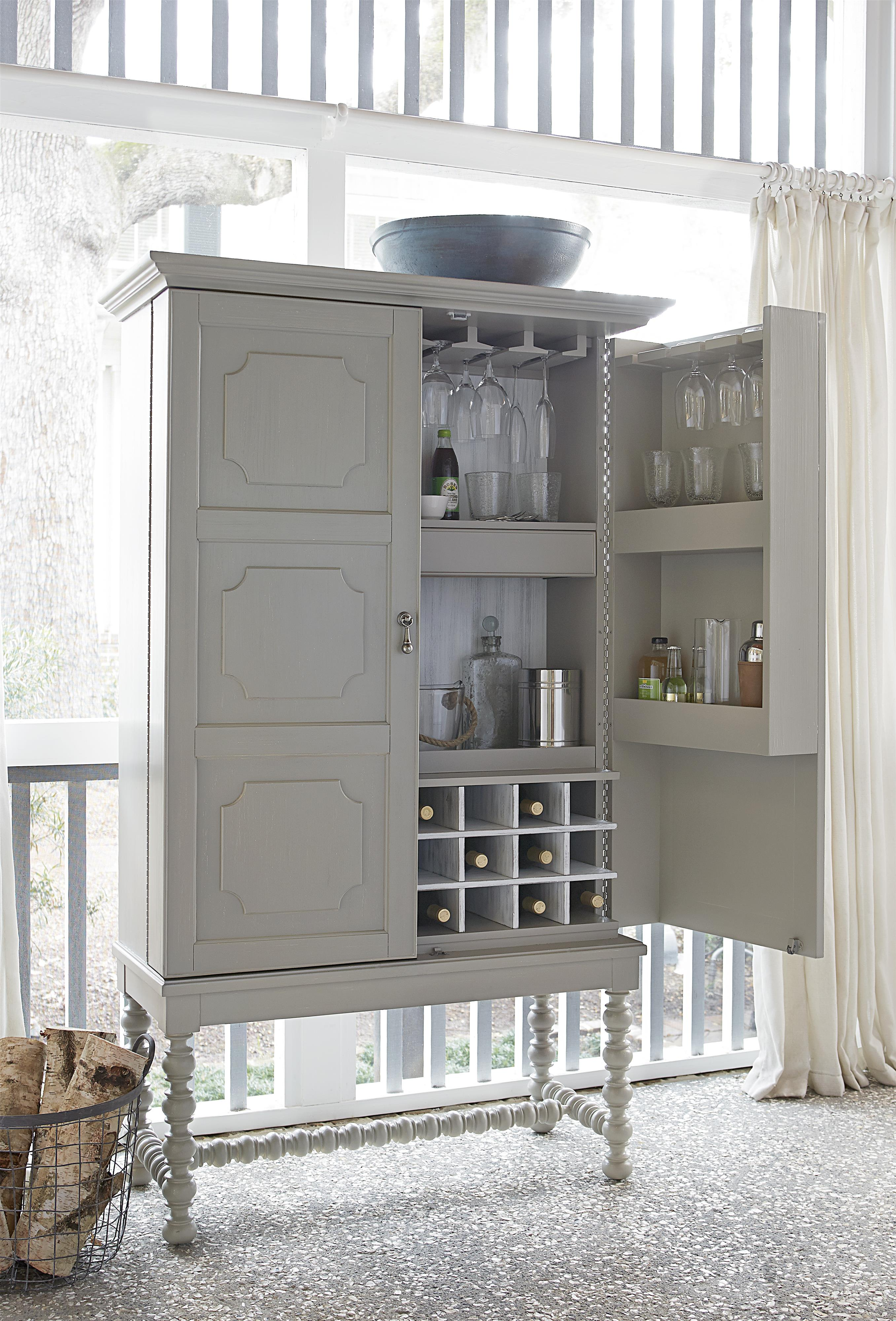 Paula Deen Kitchen Cabinets A Guy Walks Into A Bar Cabinet By Paula Deen By Universal Wolf