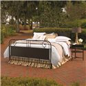 Universal Down Home Queen Garden Gate Bed - Shown with Lemonade Stand