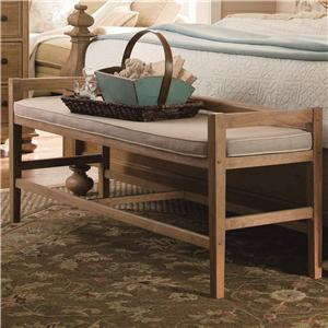 Paula Deen by Universal Down Home Bed Bench
