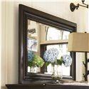 Universal Down Home Aunt Peggy's Dresser and Landscape Mirror - Landscape Mirror