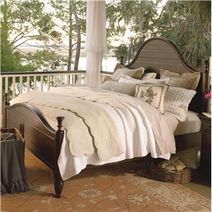 Morris Home Furnishings Pine Bluff California King Bed