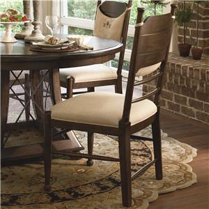 Morris Home Furnishings Pine Bluff Pine Bluff Dining Side Chair