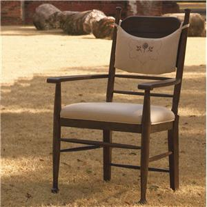 Universal Down Home Arm Chair