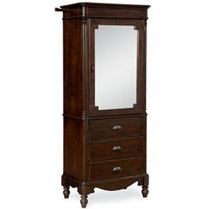 Paula Deen by Universal River House Dressing Armoire