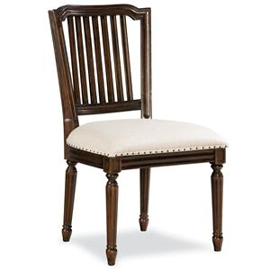 Paula Deen by Universal River House Pull-Up Side Chair