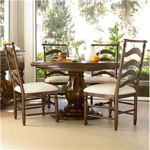 Paula Deen by Universal River House 5 Piece Dining Set