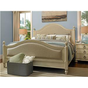 Paula Deen by Universal River House Queen Bedroom Group