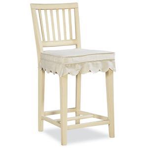 Paula Deen by Universal River House Counter Chair