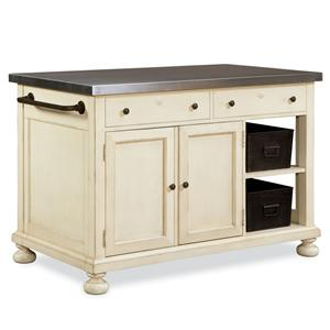 Paula Deen by Universal River House Kitchen Island
