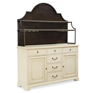 Paula Deen by Universal River House Home Cooking Cupboard with Hutch