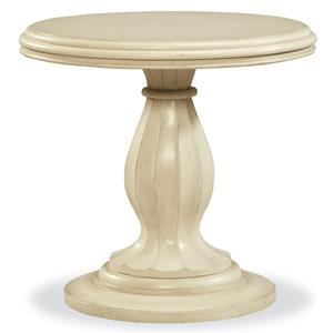 Paula Deen by Universal River House Round End Table