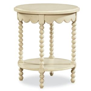 Paula Deen by Universal River House Bobbin Side Table