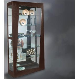 Philip Reinisch Curios 2 Way Sliding Door Curio