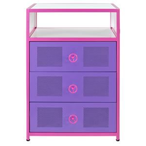 Powell Jeep 3 Drawer Chest